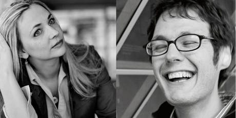 Ilya Kaminsky and Shara Lessley tickets