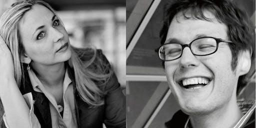 Ilya Kaminsky and Shara Lessley