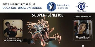 Fête interculturelle Deux cultures, un monde