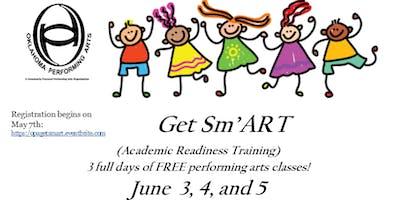 Get Sm'ART 3-day summer pass