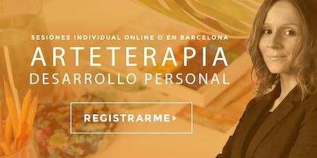 Desarrollo Personal con Arteterapia (Presencial o Online) entradas