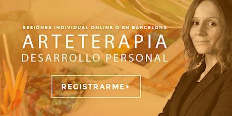 Desarrollo Personal con Arteterapia (Presencial o Online) tickets