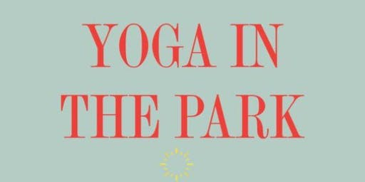 Yoga in the Park-Thursday Nights!