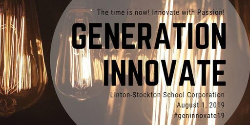 Generation Innovate eLearing Conference