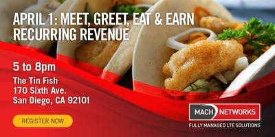 MACH Networks: Meet, Greet, Eat & Earn