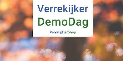 Verrekijker DemoDag