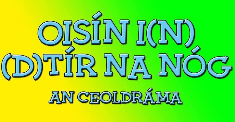 Oisín i(n) (d)Tír na nÓg