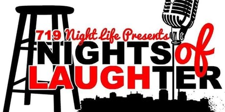 Nights Of Laughter with Alex Thomas tickets