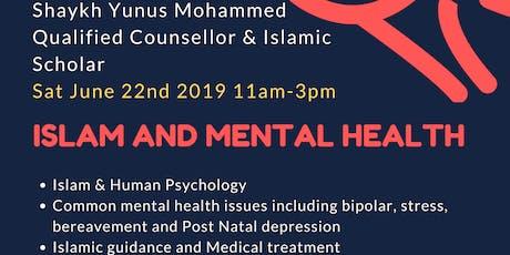 Islam & Mental Health Course  tickets