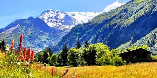 Tour du Mont Blanc (Switzerland, France, Italy)