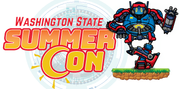 Meet Comics4Kids INC at WASHINGTON STATE SUMMER CON 2019