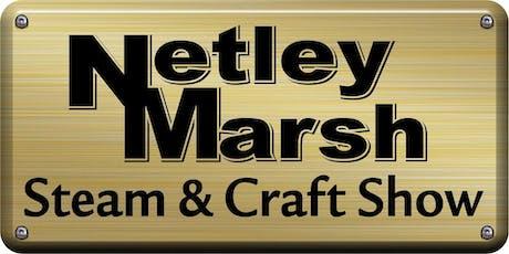 Netley Marsh Steam & Craft Show tickets