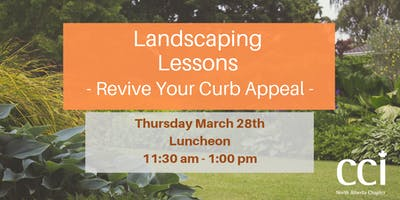 Landscaping Lessons Luncheon