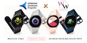Samsung Developer Program x WOW- Let's Discuss...