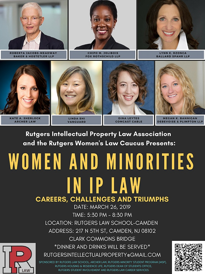 Women and Minorities in IP Law: Careers, Challenges and Triumphs image