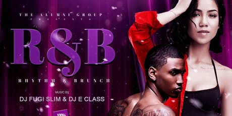 Rhythm & Brunch: The All R&B Brunch & Day Party - Summer In The City Edition tickets