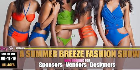 A Summer Breeze Fashion Show tickets