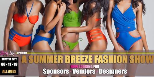 A Summer Breeze Fashion Show