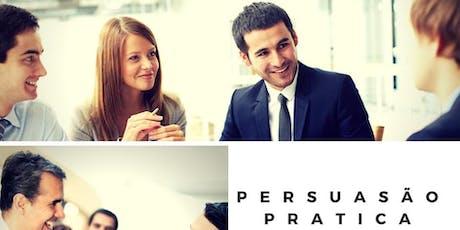 Persuasão Prática ingressos