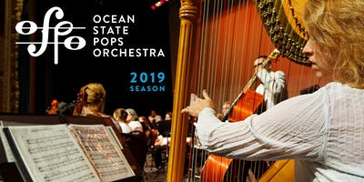 Ocean State Pops Orchestra: 2019 Opening Night