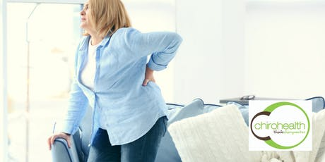 SAFE AND EFFECTIVE WAYS TO MANAGE A SLIPPED DISC tickets