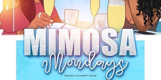 Mimosa Mondays Bottomless Brunch & Happy Hour Columbus Day Edition