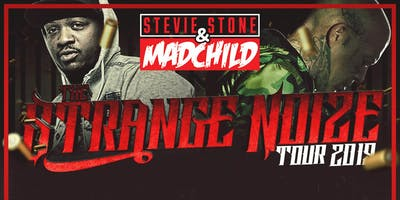 The Strange Noize Tour - Stevie Stone & Madchild