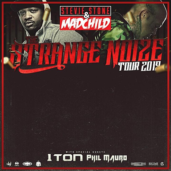 The Strange Noize Tour w/ Stevie Stone & Madchild image