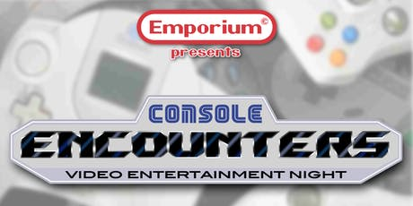 Console Encounters tickets