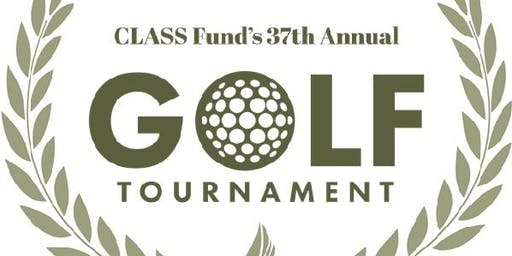 37th Annual CLASS Fund Golf Tournament