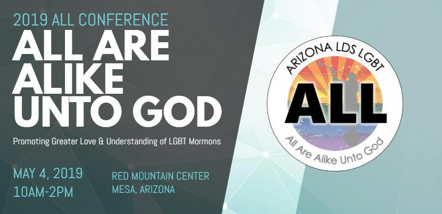 2019 ALL Conference: All Are Alike Unto God