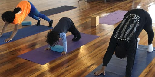 Family Yoga @ Reiki With Love, LLC Healing Sanctuary