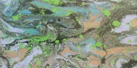 Acrylic Pour with Creatively Carrie tickets