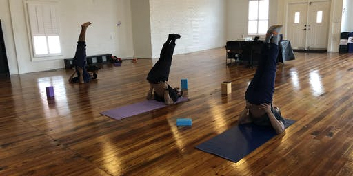 Restorative Yoga@ Reiki With Love, LLC Healing Sanctuary