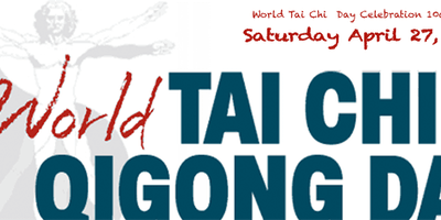 World Tai Chi Day Celebration April 27, 2019