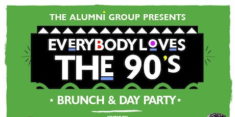 Everybody Loves The 90's Brunch & Day Party - Thanksgiving Weekend Edition tickets