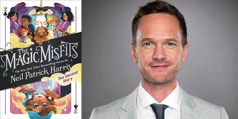 Changing Hands presents Neil Patrick Harris: The Magic Misfits: The Second Story