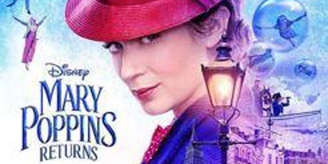 Mary Poppins Returns - Outdoor Cinema - Essex Alfresco Cinema tickets