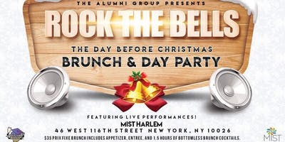 Rock The Bells: Holiday Brunch & Day Party
