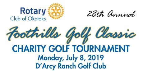 28th Annual Rotary Foothills Golf Classic  tickets