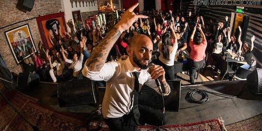 'El Pela' Gonzalo Romero #BastaDeAmoresDeMierda ADROGUE