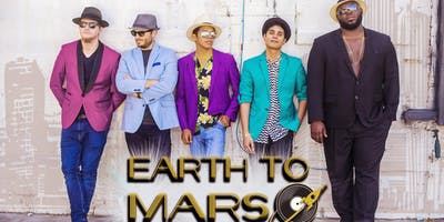 Earth To Mars: The Bruno Mars Experience