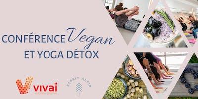 Conférence VEGAN et Yoga Détox