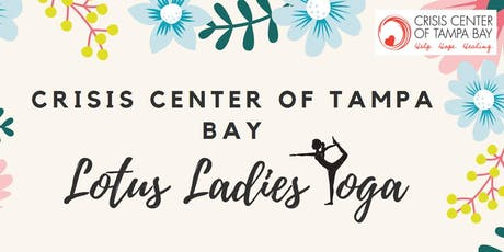 Lotus Ladies Yoga (For Trauma Survivors) tickets