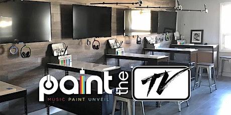 PAINT the TV: Saturdays @ 7 - 9:30 PM (21+) Rockaway, NJ tickets
