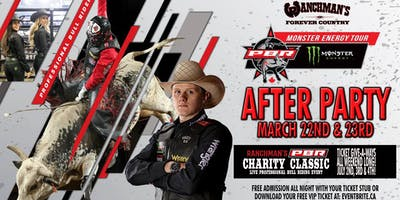PBR Monster Energy Tour - After Party - March 22nd & 23rd, 2019