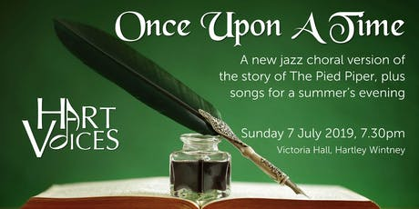 Once Upon A Time - A Hart Voices Concert tickets