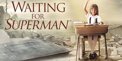 "AFPF UT:  Movie Night - Waiting for ""Superman"""