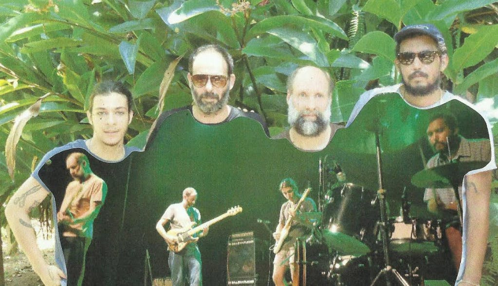 Built To Spill with Orua and Wetface