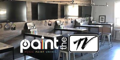 PAINT the TV: Thursday Nights! 7 - 9 PM (Rockaway,NJ)